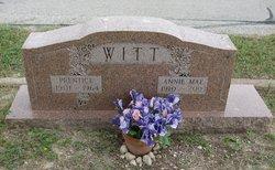 Annie Mae <i>Reeves</i> Witt