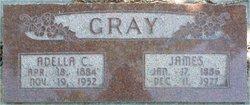 Adella <i>Curtis</i> Gray