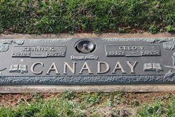 Cleo Virginia <i>Blevins</i> Canaday