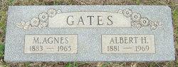 Mary Agnes <i>Crumbaker</i> Gates