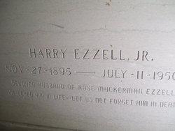 Harrison Harry Ezzell, Jr