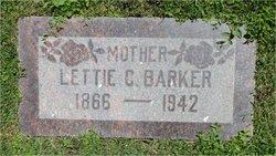 Delina Isolette Lettie <i>Curtis</i> Barker