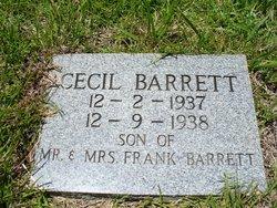 Cecil Barrett