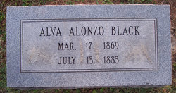 Alva Alonzo Black