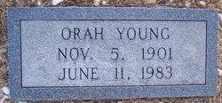 Orah Mae <i>Womble</i> Young
