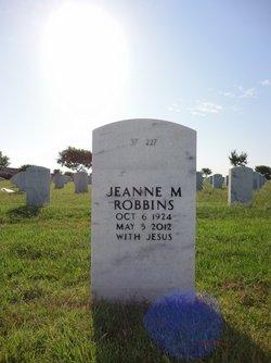 Jeanne Marie <i>Holst</i> Robbins