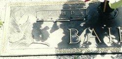 Keith D Baird