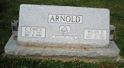 Wilma G <i>Robinson</i> Arnold