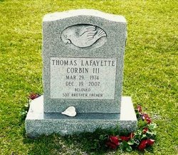Thomas Lafayette Tommy Corbin, III