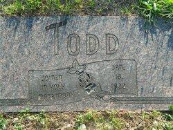 William Elbert Todd