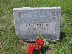 Mary P <i>Hemphill</i> Adams