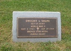 Dwight L Shupe