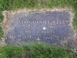 Joseph Daniel Kelly