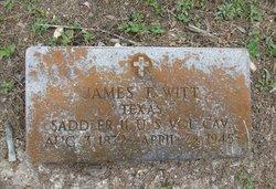James T Witt