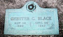 Chester Crutchfield Black