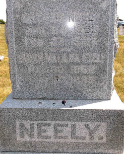 Sarah Malilda <i>Morlan</i> Neely