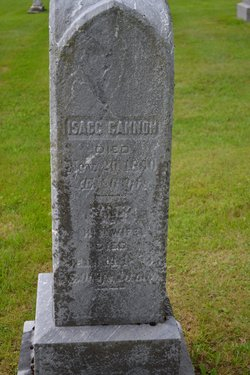 Isaac Cannon