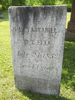 John Tannahill, Jr