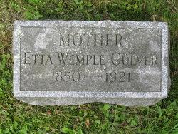 Etta <i>Wemple</i> Culver