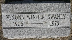 VeNona <i>Winder</i> Swaney