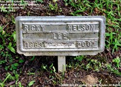 Ricky Nelson Lee