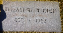 Elizabeth Burton
