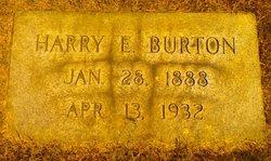 Harry E. Burton