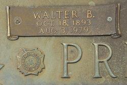Walter B Presley
