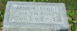 Arthur Booth
