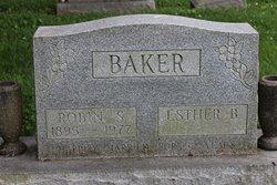 Sarah Ester <i>Boomer</i> Baker
