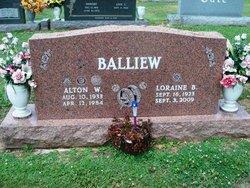 Loraine B <i>Harrison</i> Balliew