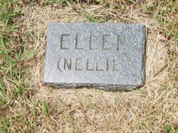 Ellen Nellie <i>Woodbury</i> Burch