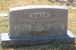 R. Cecil Baker