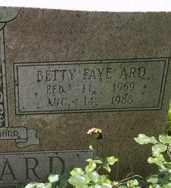 Betty Faye Ard