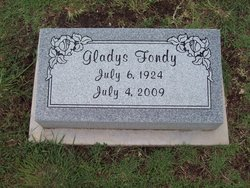 Gladys Fondy