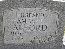James Edward Alford