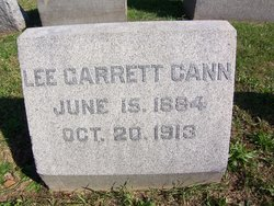 Lee Garrett Cann