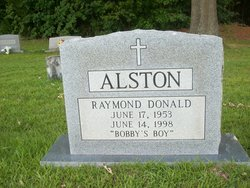Raymond Donald Alston