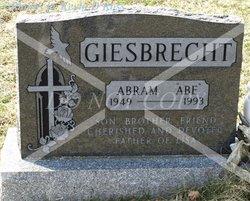 Abram Abe Giesbrecht