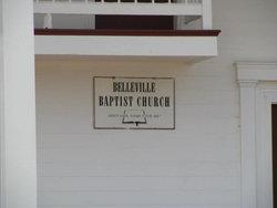 Belleville Baptist Church Cemetery