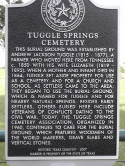 Tuggle Springs Cemetery