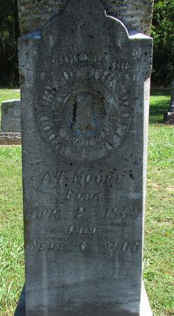 Alford. Thorton Moore