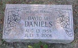 David M. Daniels