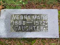 Verna Maie <i>Vail</i> Clark