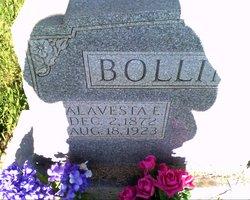 Alavesta E <i>Diehl</i> Bollinger