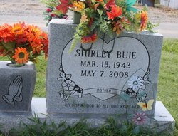 Shirley Ann <i>Mefford</i> Buie
