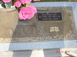 Dorothy <i>Harris</i> Davis