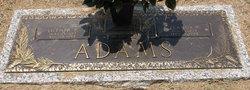 Mary Eleanor <i>Hurst</i> Adams