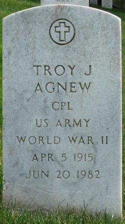 Troy Joseph Agnew, Jr