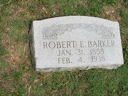 Robert Edgar Barker